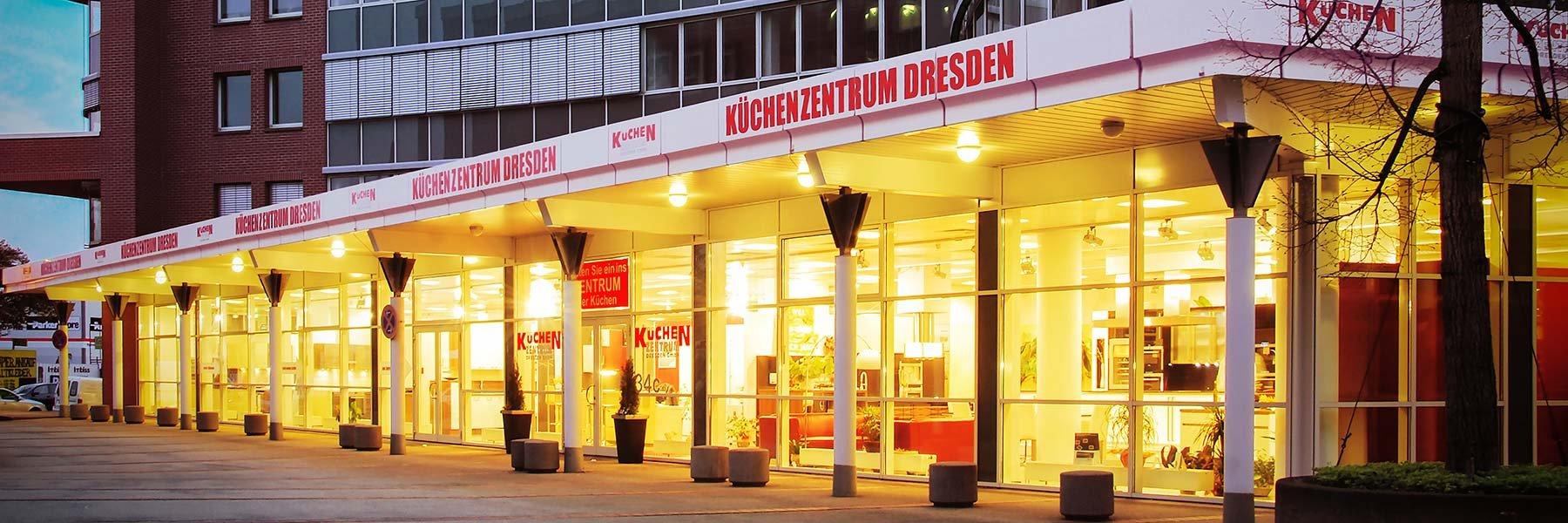 Küchenzentrum Dresden - Mehr als ein Küchenstudio