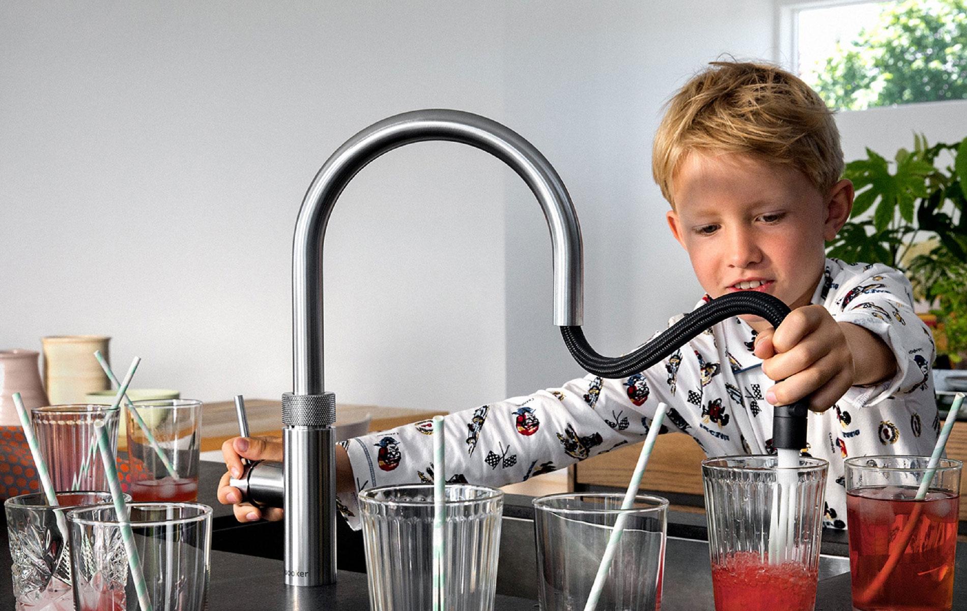 Quooker Flex-Armatur Küchenzentrum Dresden