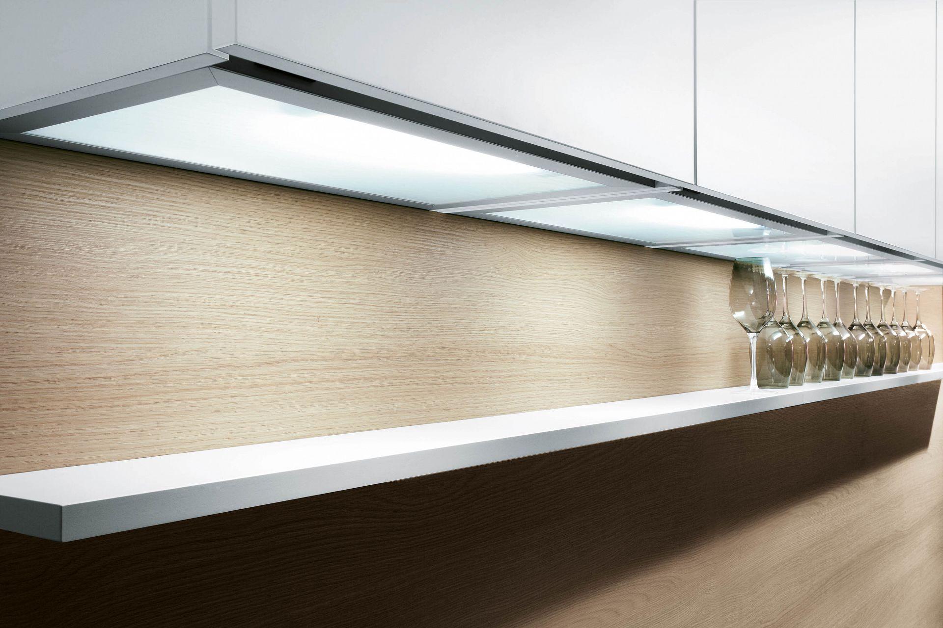 Küchenbeleuchtung Hängeschrank Küchenzentrum Dresden