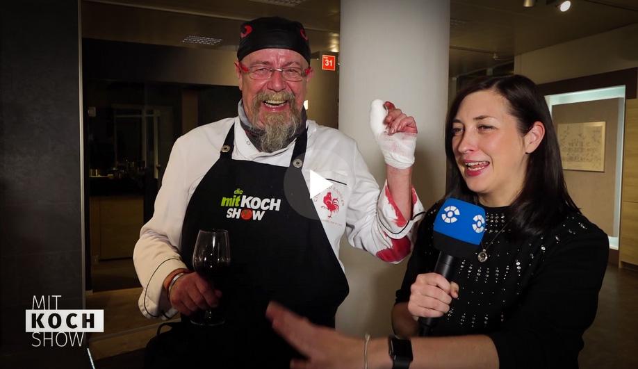 Die Mitkoch-Show im Küchenzentrum Dresden