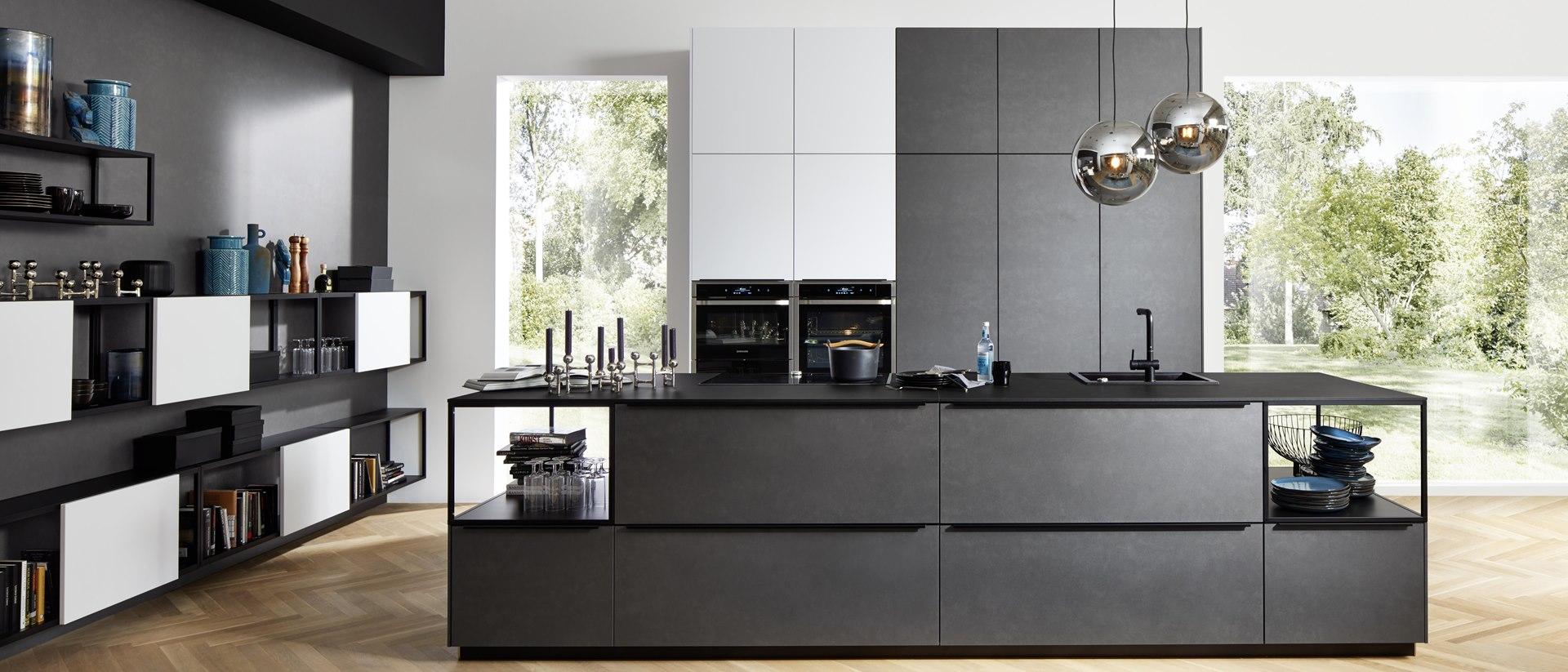 Industrie-Style mit Nolte Küchen im Trend