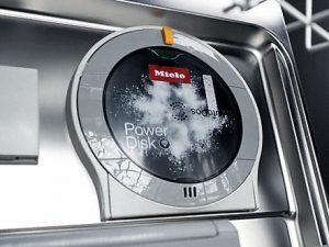 Weltneuheit Geschirrspüler Miele AutoDos mit PowerDisk