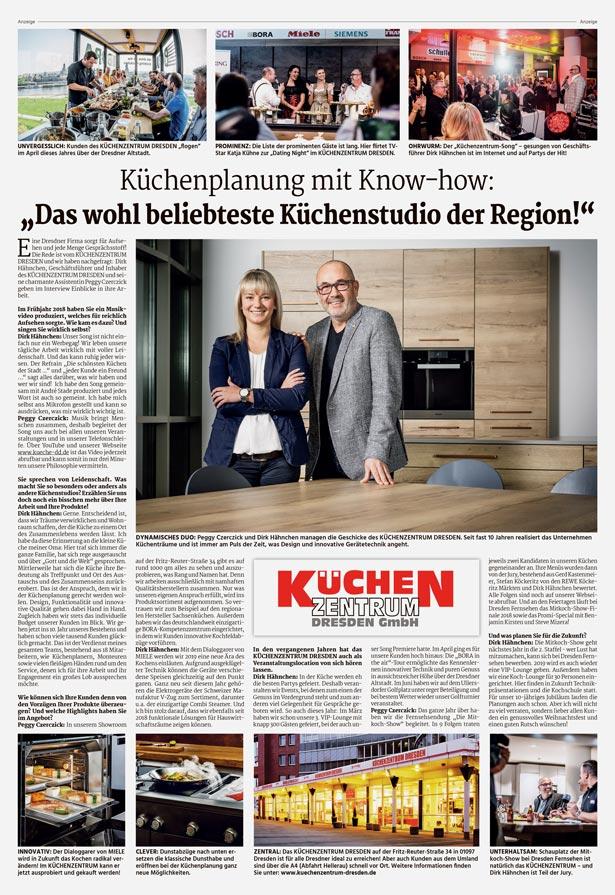 Interview Küchenzentrum